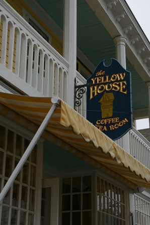 The Yellow House ~ Stonington, Connecticut