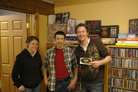 Tim at WKZE 98.1 FM in Red Hook, New York