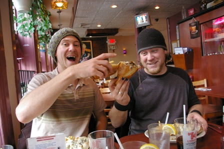 Cheers to Philly Cheese Steak!