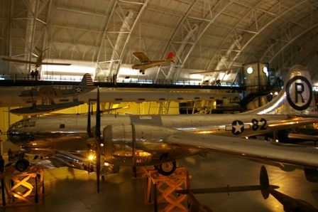 Enola Gay ~ Smithsonian Air & Space Museum