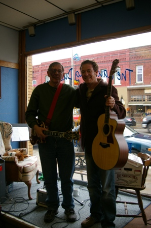 <b>With Tom in Linesville, PA</b>