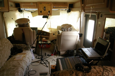 Working Studio in RV